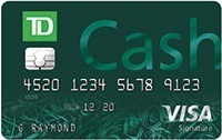 TD Cash Visa